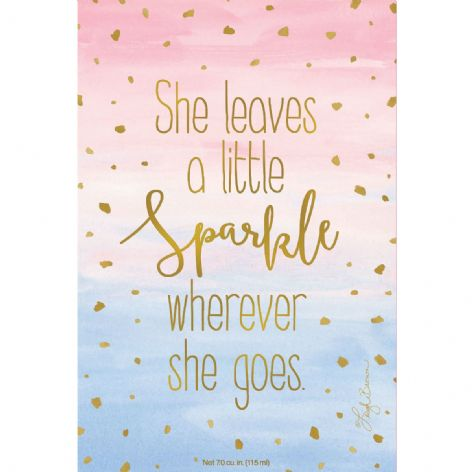 A LITTLE SPARKLE - WILLOWBROOK SACHET